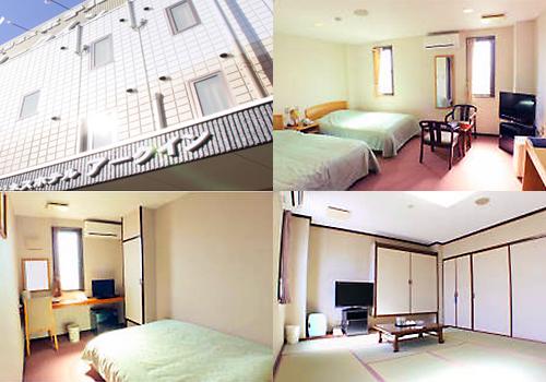 新白河 ホテル